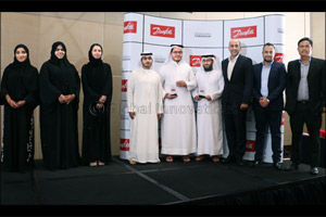 Danfoss celebrates the young engineers who participated in the EmiratesSkills National Competition 2 ...