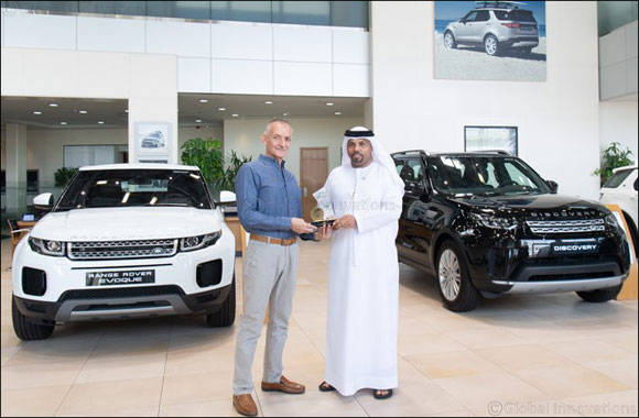 Dubai Camel Racing Club Honours Al Tayer Motors