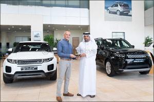 Dubai Camel Racing Club Honours Al Tayer Motors