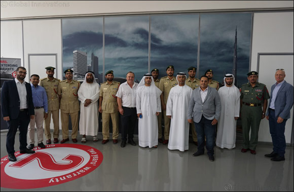MAN Truck & Bus Middle East hosts safety workshop for Dubai Police