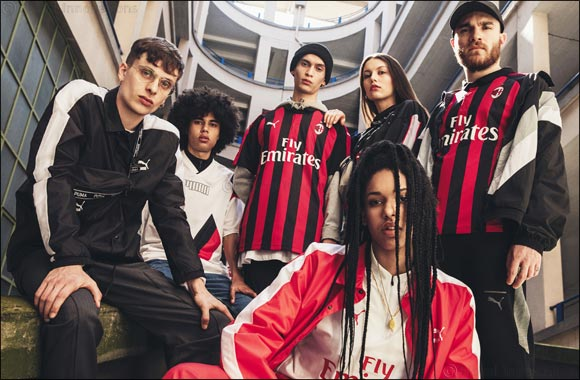 Inspired by legends, worn by new heroes, PUMA FOOTBALL brings you the AC MILAN 2018/19 Away kit.
