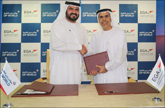 DP World and EGA Sign Important  Agreement to Support Aluminium Exports