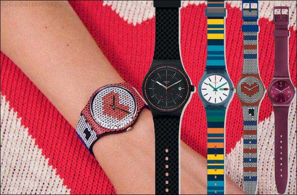 Canvas on Wrist – Swatch Partners Up With Riksmuseum