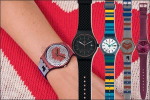 Canvas on Wrist � Swatch Partners Up With Riksmuseum