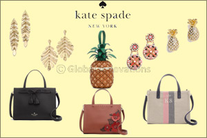Before we say Goodbye to Flamingoes and Pineapples, Celebrate Summer 2018 with kate spade