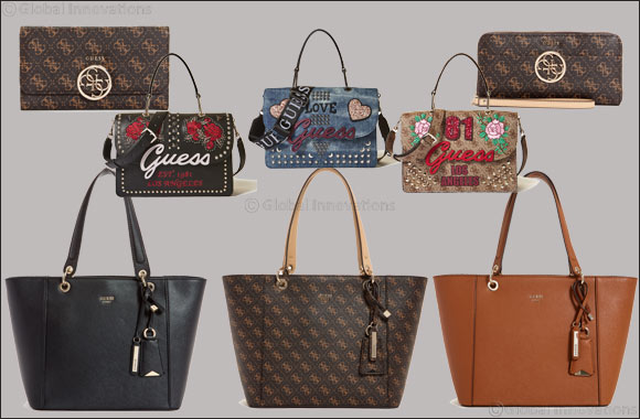 GUESS Launches Fall 18 Handbags