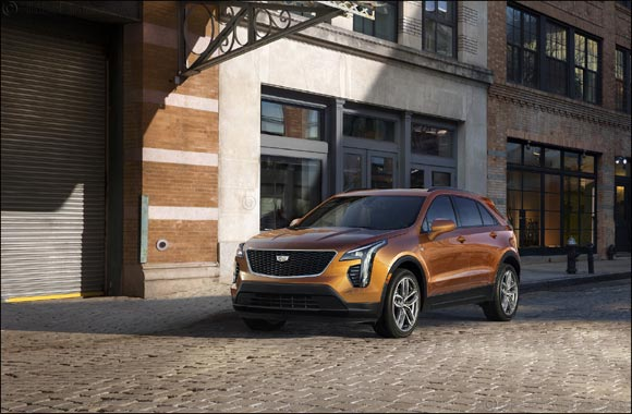 Cadillac Middle East expands its 2019 SUV lineup with the all-new XT4