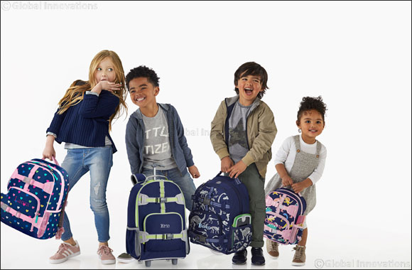 Pottery Barn Kids launches new 'Back-to-School' collection
