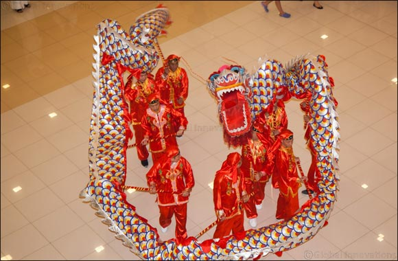 Dragon Mart celebrates UAE-China Week with exciting line-up of traditional Chinese cultural activities