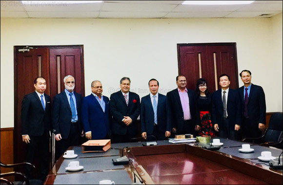 Al Maya Group's Kamal Vachani leads large UAE delegation to Vietnam, meets minister