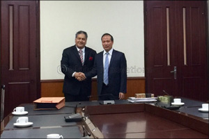 Al Maya Group's Kamal Vachani leads large UAE delegation to Vietnam, meets minister