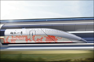 Hyperloop Transportation Technologies to Build China's First Hyperloop System