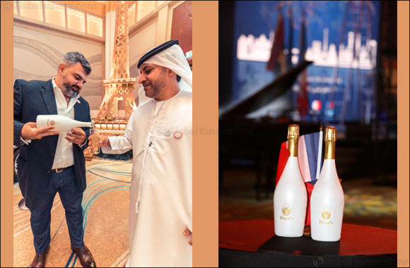Luxurious Fine Sparkling Grape PEARL's Vignes de France launches in the Middle East