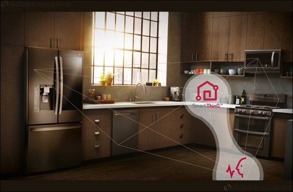 LG aims to help the region to grow smarter together with energy efficient solutions for homes