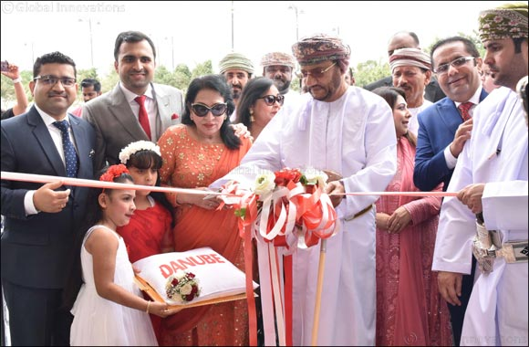 Fifth Danube Home Store Open Doors in Oman