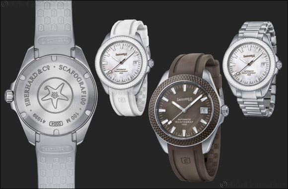 Stylish Scafograf 100 makes an ideal Eid gift for the dynamic and sophisticated woman