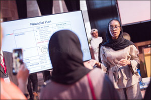 Qatar high school students learn about careers, college life at CMU-Q summer program