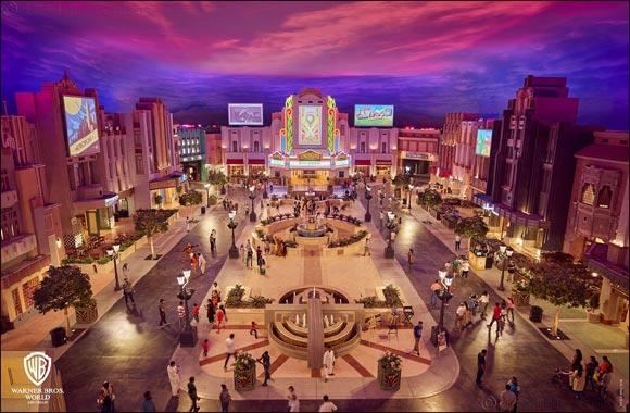 Sheikh Mohammed bin Rashid and Sheikh Mohamed bin Zayed inaugurate Warner Bros. World™ Abu Dhabi on Yas Island