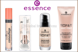 Flawless skin in just four easy steps