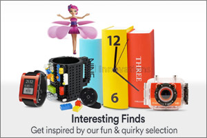 Your search for the best gifts just got easier with SOUQ's Interesting Finds