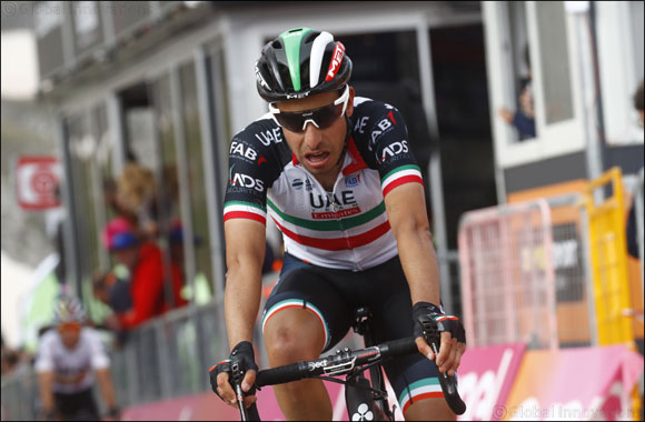 Aru Back in the Pack as UAE Team Emirates Take on the Tour of Wallonie