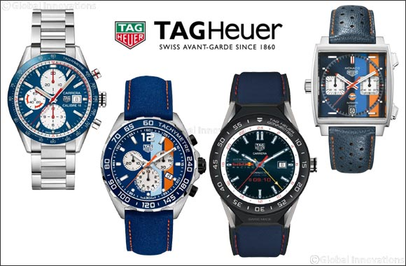 Celebrate Eid Al-Adha with TAG Heuer's Timeless Watches