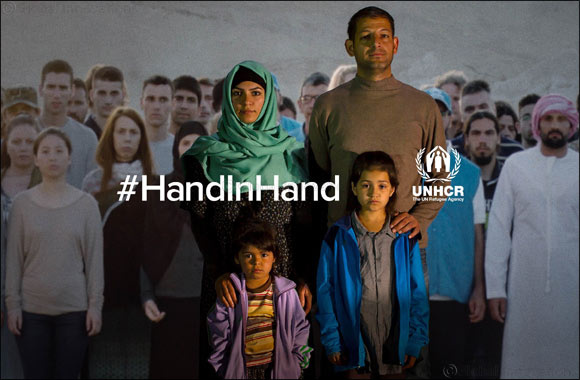 Y&R supports UNHCR with #HandInHand campaign to draw vital donations for refugees
