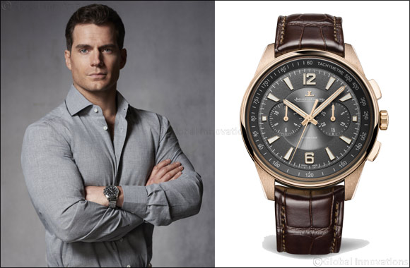 Henry Cavill Dons His Jaeger-lecoultre Polaris at World Premiere of Mission: Impossible – Fallout