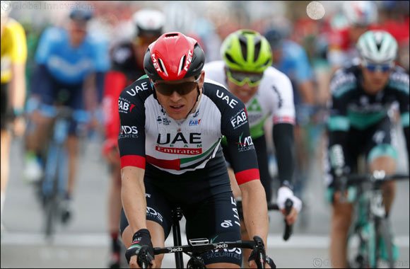 Swift & Costa Return as UAE Team Emirates Head to London