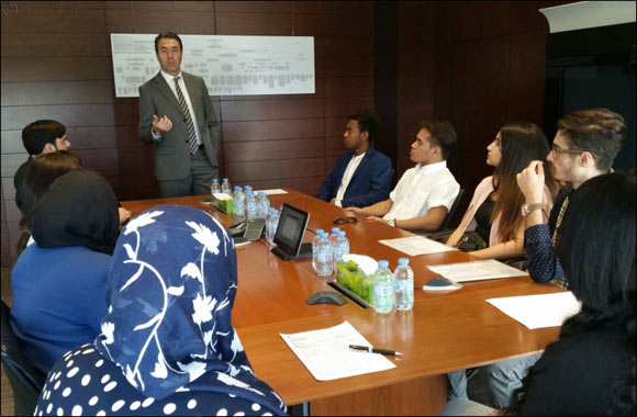 315 UAE Students Attend iCamp & Job Shadow Day Program Organised by INJAZ and Bank of America Merrill Lynch