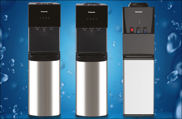 Panasonic's new water dispensers to add luxury to the modern Middle Eastern kitchens