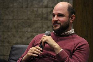 Northwestern Alumnus/Hollywood Producer to Speak at NU-Q Convocation