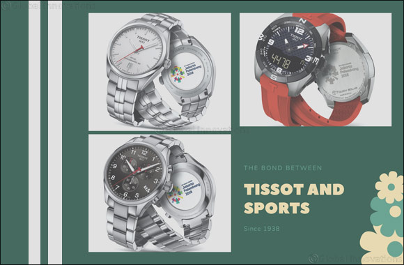Tissot Timekeeping - the Bond Between Tissot and Sports