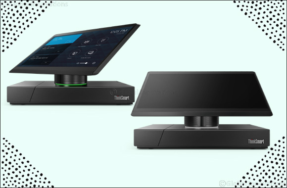Lenovo™ Powers Workspace Transformation with ThinkSmart Hub 500