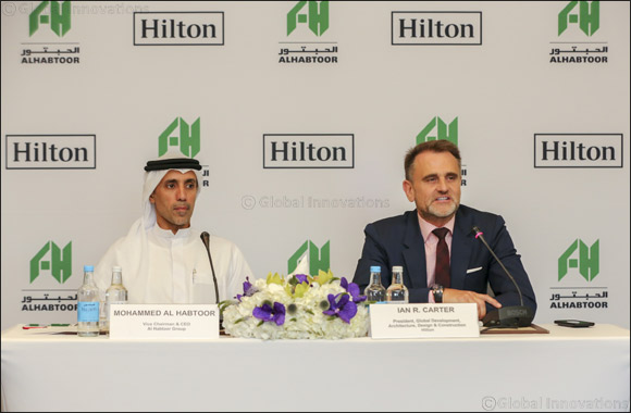 Al Habtoor Group and Hilton; A New Partnership at Al Habtoor City