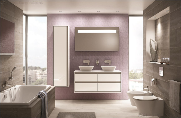 Tips to organize your bathroom and make it aesthetically appealing with the right furniture from Ideal Standard
