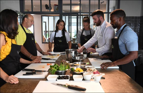 Book Yourself a Healthy and Fabulous Cooking Class this Summer with Top Chef