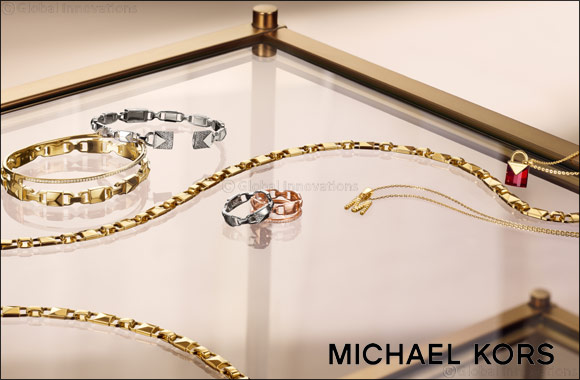 Michael Kors Introduces Sterling Silver Jewelry