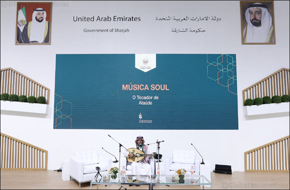 Taresh Al Hashimi's Oud Concert Brings Stories from the UAE's Coast to Brazil