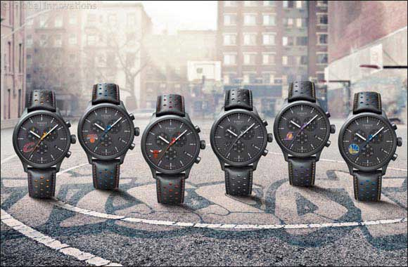 Tissot Chrono XL NBA Team Collection Sporty Gets Smart