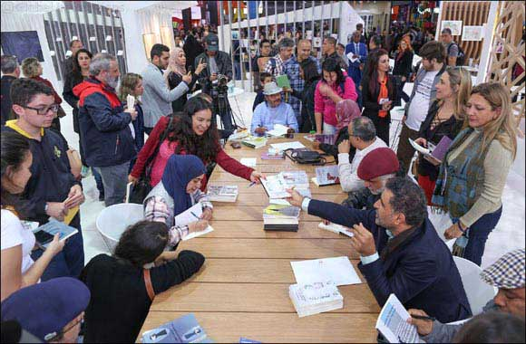 13 Emirati Authors Launched into the Portuguese Book Market