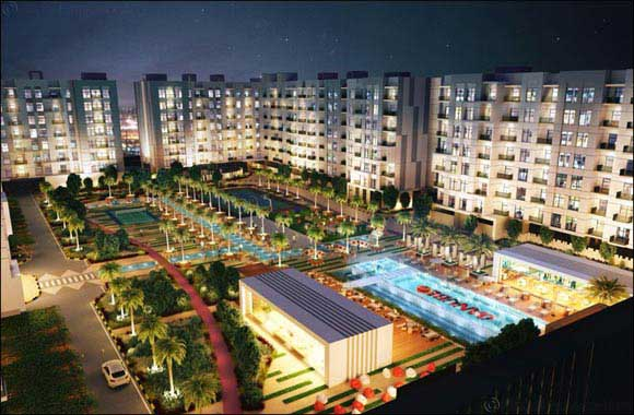 Danube Properties' Dh550 million Lawnz project at International City, sold out in record time!