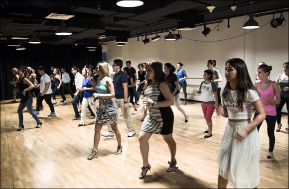 FREE DANCE WEEK is back at James & Alex Dance Studios