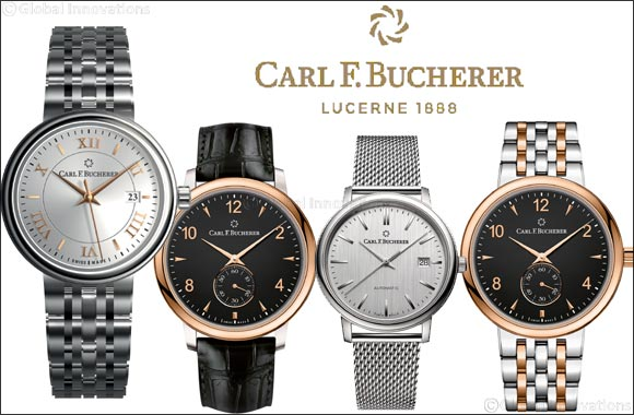 Carl F. Bucherer Presents Adamavi Collection