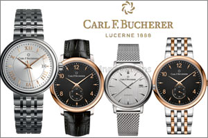 Carl F. Bucherer Presents Adamavi Collection