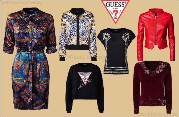 Introducing the GUESS Jeans Fall 2018 Collection