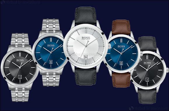 Business Wear by Hugo Boss