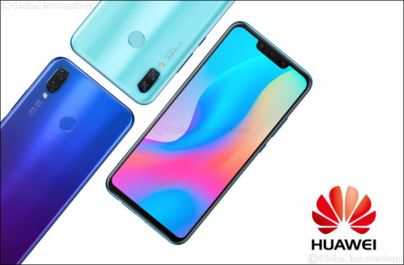 New Addition to the HUAWEI Nova 3 Series: On-trend and fashionable HUAWEI nova 3i now on shelves in the UAE
