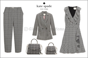 Trend Alert! Clueless About Plaid? kate spade Found Fresh Ways to Showcase the Gorgeous Print