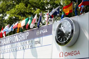 OMEGA Showcases its Passion for Golf at the 2018 PGA Championship